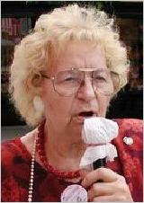 Trude Unruh - zum 93. Geburtstag